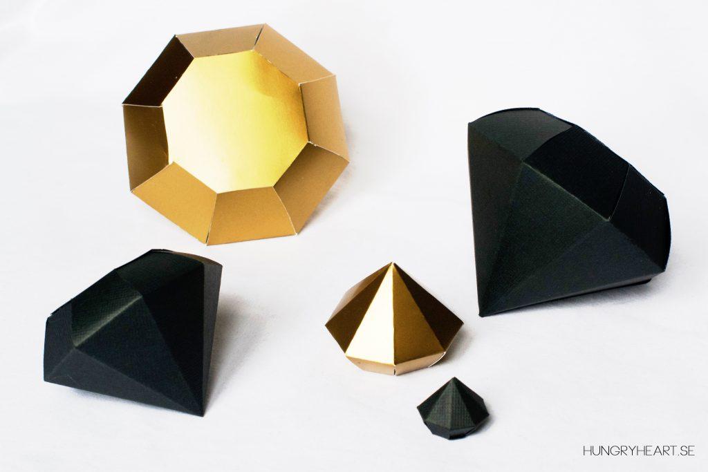 Как сделать диаманту