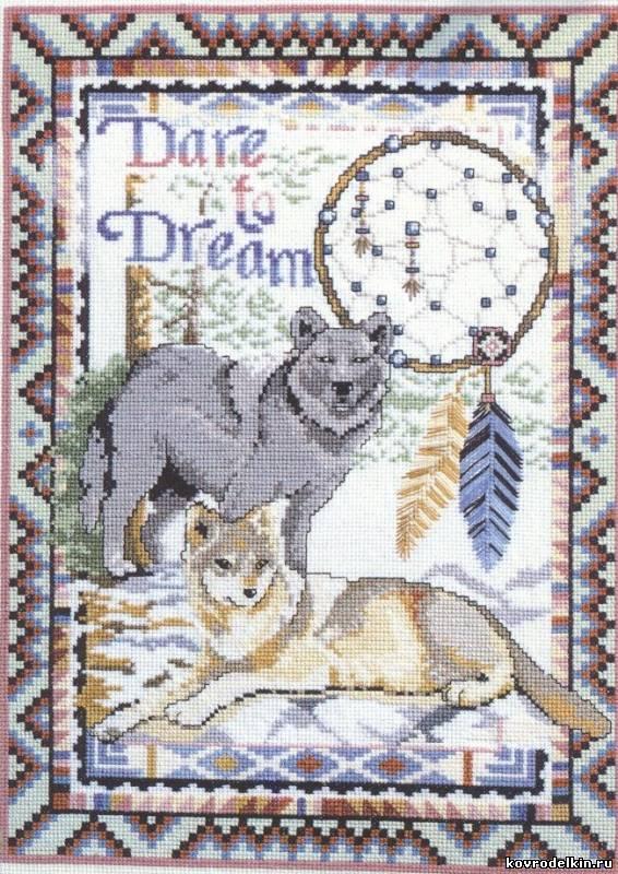 Ловцы снов | Галерея схем