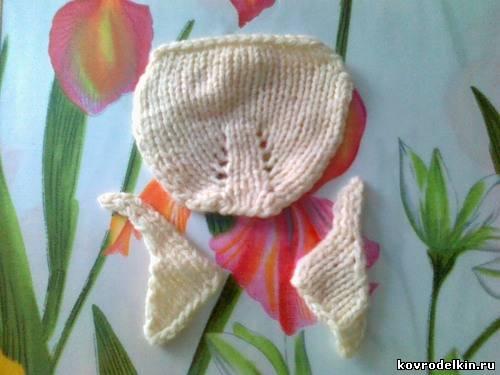 Ютуб мастер класс по вязанию шарф-кот пошаговый #8