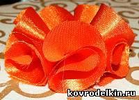 мак из ткани