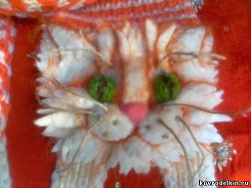 Ютуб мастер класс по вязанию шарф-кот пошаговый #3