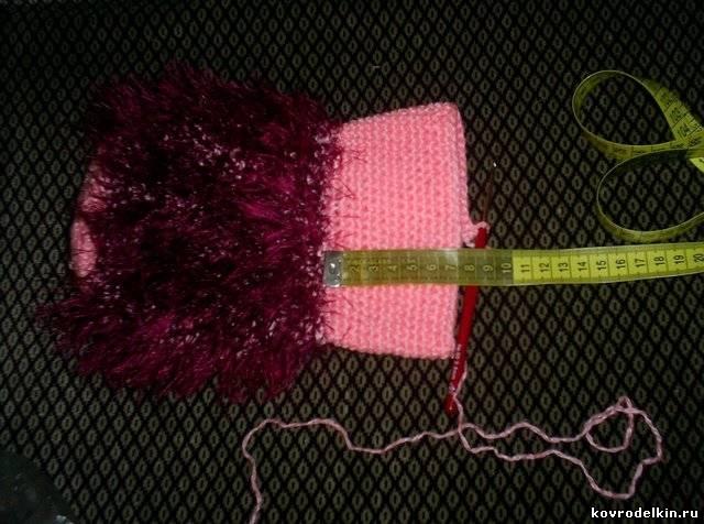 пудель, игрушка, вязание крючком