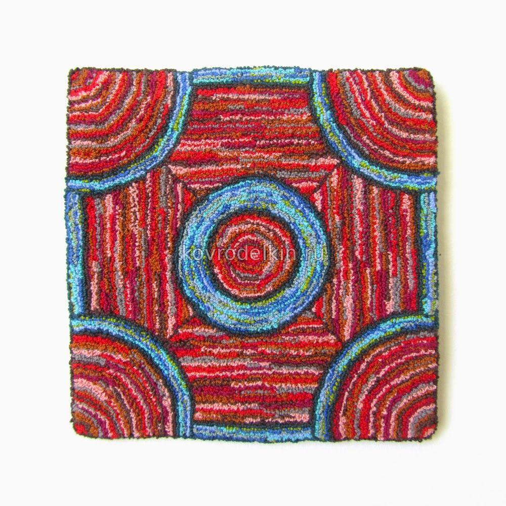 Нитки для ковровой вышивки иглой